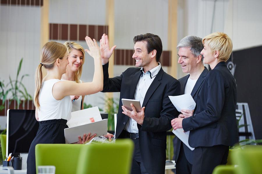 Teambuilding: Der Zusammenhalt im Unternehmen
