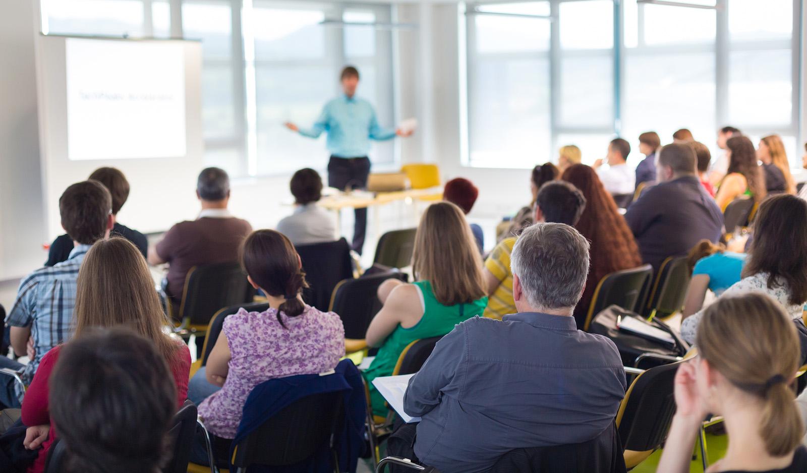 Rhetorik Seminar - Sicheres Auftreten bei Reden und Gesprächen