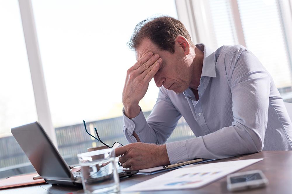 Burnout - der schleichenden Gefahr gegensteuern