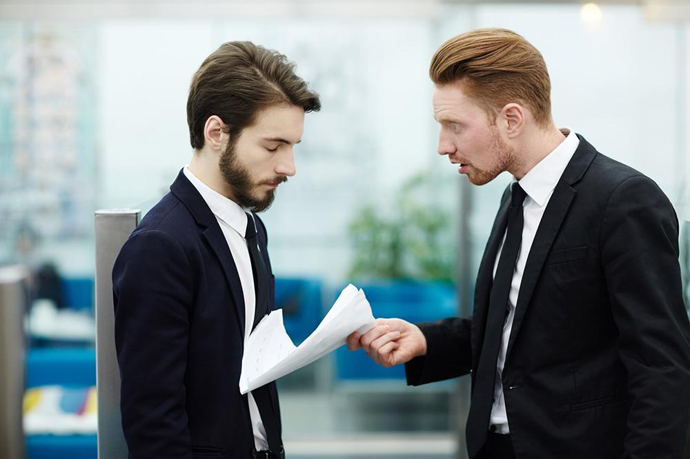 Konkurrenten im Job - Tipps für den Umgang