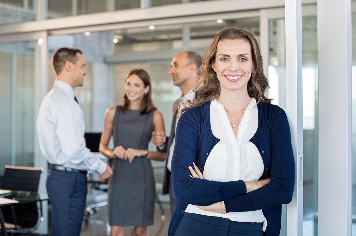 Frauen in die Vorstandsetage der DAX-Konzerne